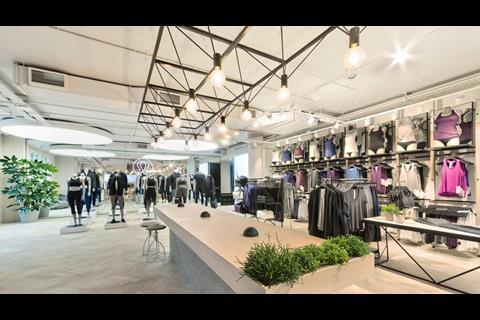 46fa8987b3 Store gallery: Lululemon springs onto Regent Street | Analysis ...